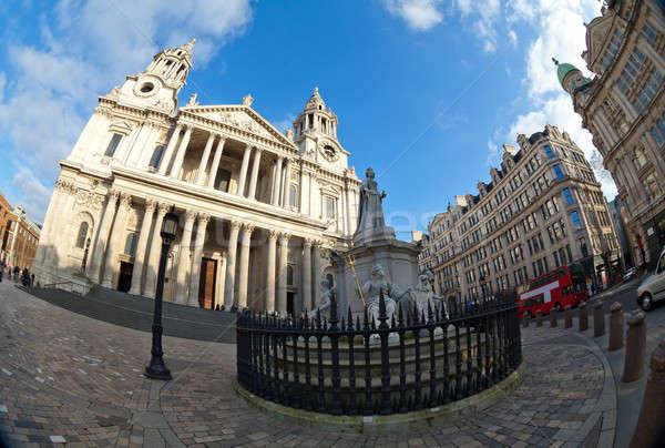 Saint Paul's Cathedral, London, United Kingdom  Stock photo © Antartis