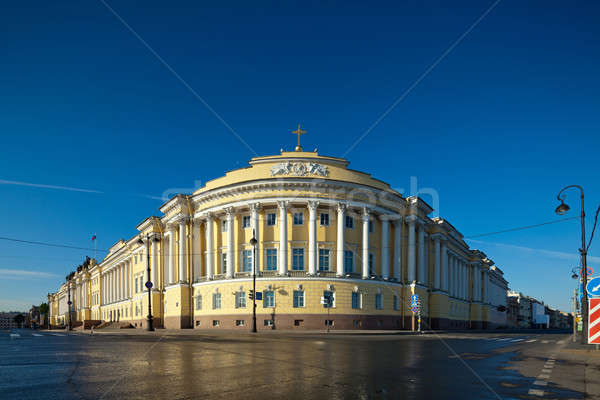 Senate and Synod building in St. Petersburg Stock photo © Antartis