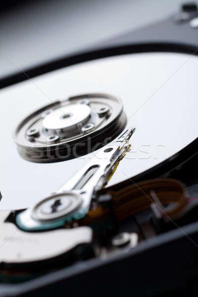 Computer top coprire foto ufficio Foto d'archivio © Antartis
