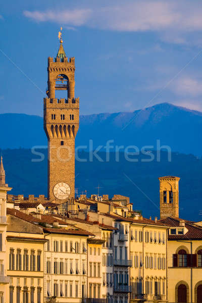 The City of Florence, Italy Stock photo © Antartis