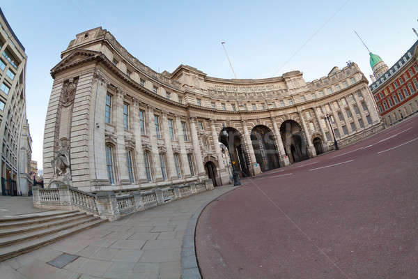 Admiralty Arch, The Mall, London, England, UK Stock photo © Antartis