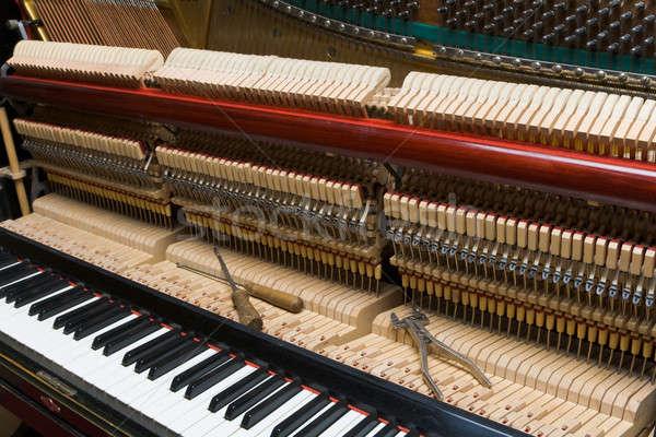 Piano tuning Stock photo © Antartis