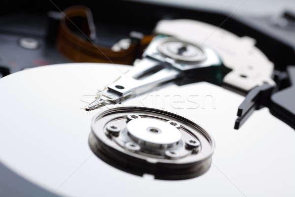 Жесткий диск компьютер Top охватывать фото служба Сток-фото © Antartis