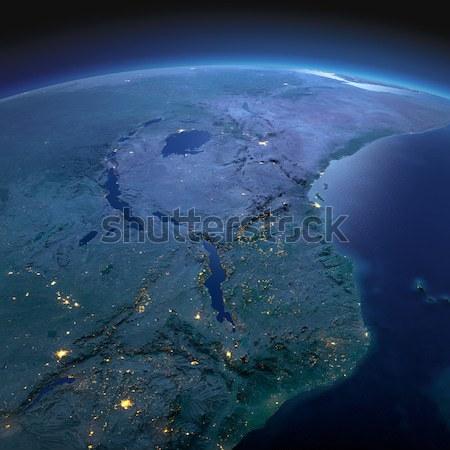 Részletes Föld Bolívia Peru Brazília rendkívül Stock fotó © Antartis