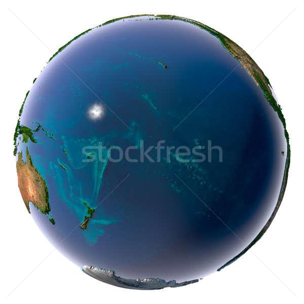 Foto stock: Realista · planeta · terra · naturalismo · água · terra