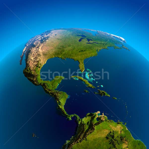 Foto d'archivio: Caraibi · oceani · Messico · Guatemala · Honduras · Nicaragua