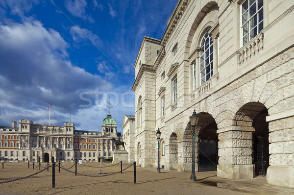 Horse Guards Parade buildings, London, UK Stock photo © Antartis