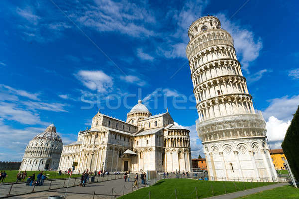 Pisa, Italy Stock photo © Antartis