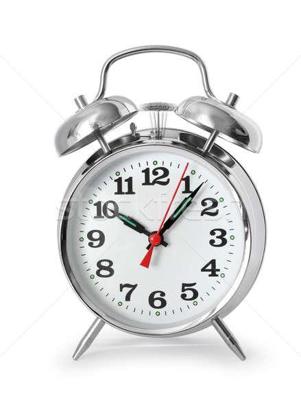 Alarm clock ringing Stock photo © Anterovium
