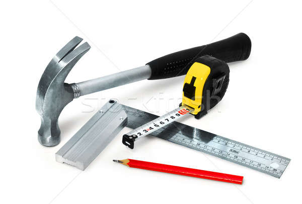 Basic tools Stock photo © Anterovium