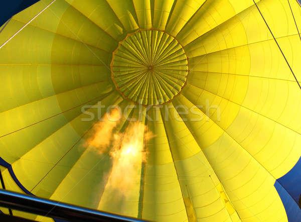 Hot air  Stock photo © Anterovium