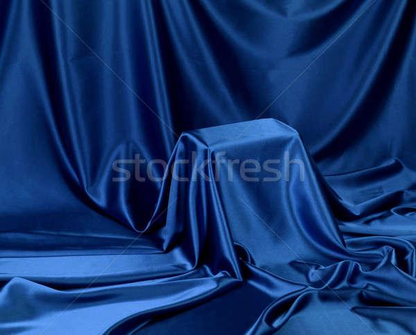 Hidden blue secret Stock photo © Anterovium