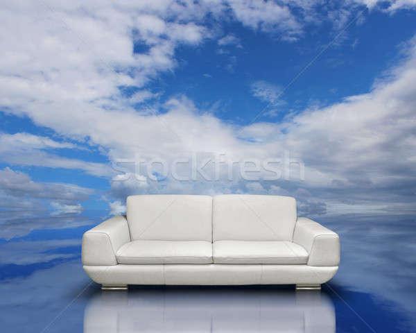 Stock photo: Fresh air clean environment concept
