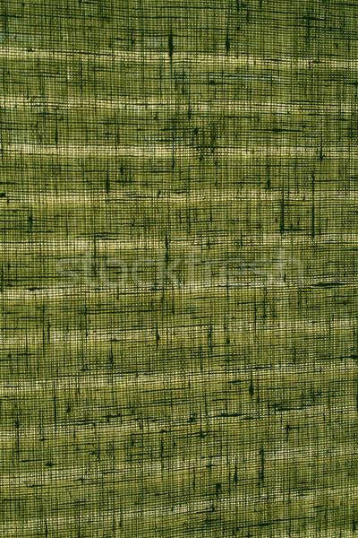 Woven fabric texture Stock photo © Anterovium