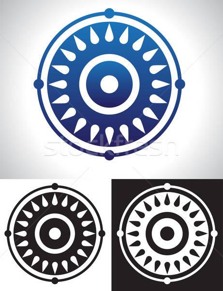 曼陀羅 シンボリズム シンボル 抽象的な 画像 デザイン ストックフォト © antkevyv
