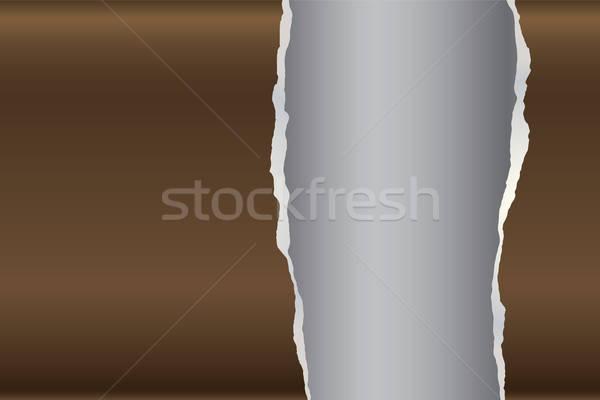 抽象的な 紙 スクラップブック テンプレート ベクトル ギフト ストックフォト © antkevyv
