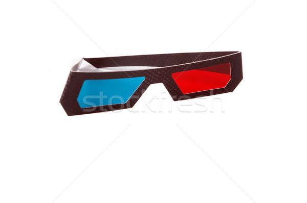 3d glasses  Stock photo © antonihalim