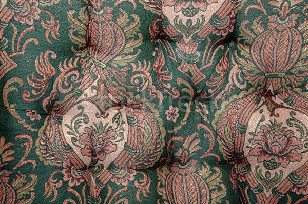 texture and pattern of seat upholstery Stock photo © antonihalim