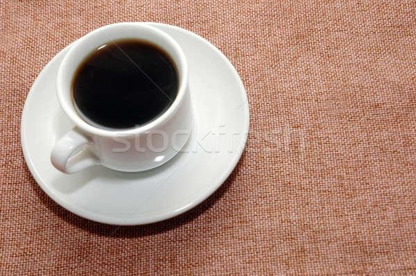 black coffee Stock photo © antonihalim