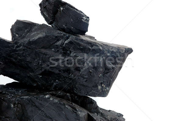 Terre industrie noir sombre stock Photo stock © antonihalim