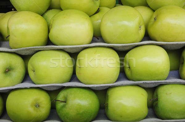 green apple Stock photo © antonihalim