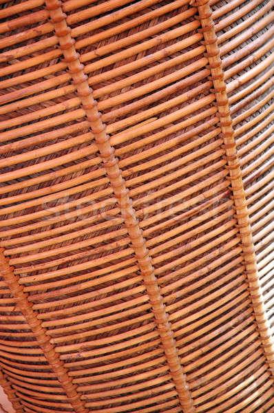 詳しい テクスチャ 自然 竹 壁紙 ストックフォト © antonihalim