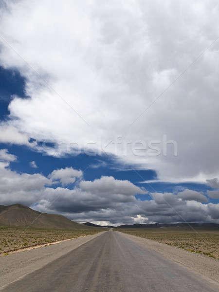 On the road again Stock photo © antonprado