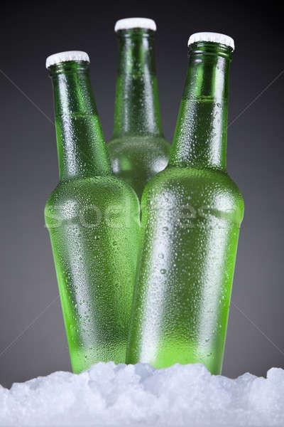 Beer trinity Stock photo © antonprado