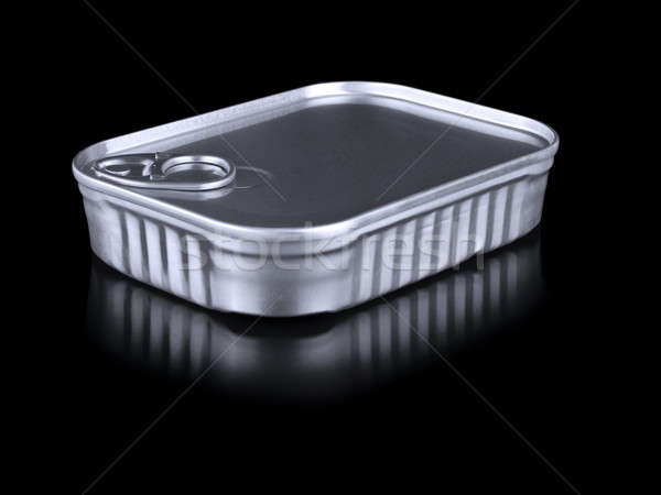 Sardine can Stock photo © antonprado