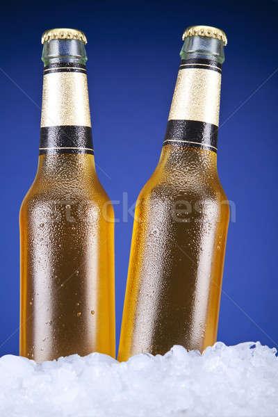 Two beers Stock photo © antonprado