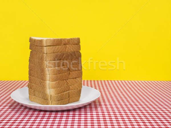 Bread tower Stock photo © antonprado