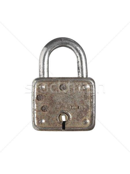 Old key Stock photo © antonprado