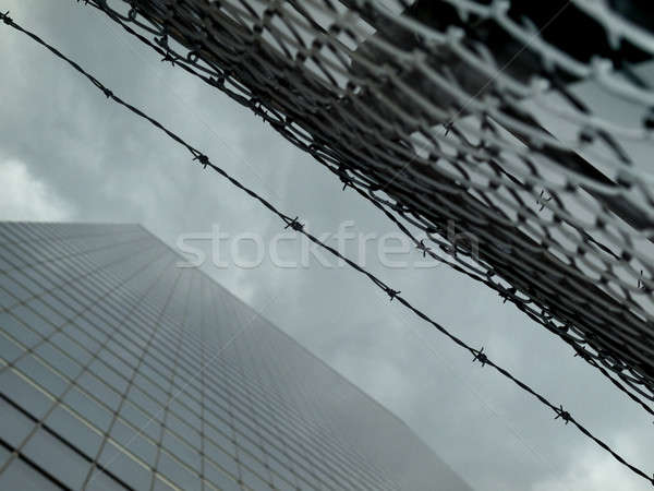 New York building Stock photo © antonprado