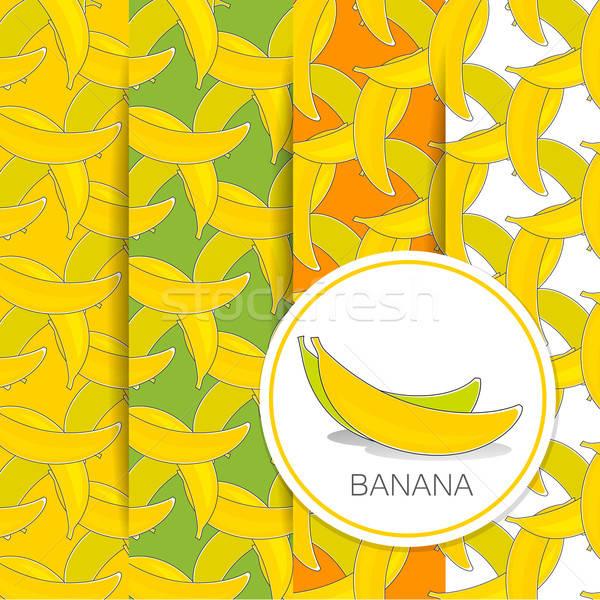 Banana fresh smoothie menu