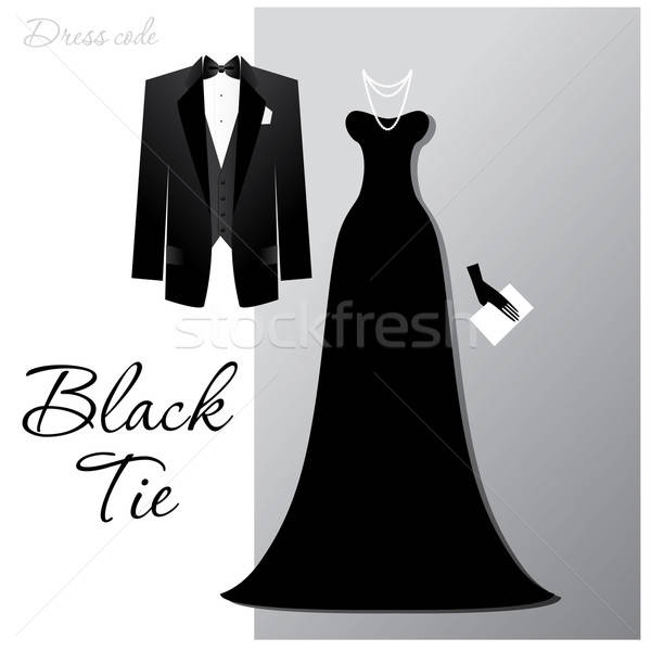 black-tie Stock photo © antoshkaforever