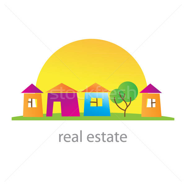 real-estate Stock photo © antoshkaforever