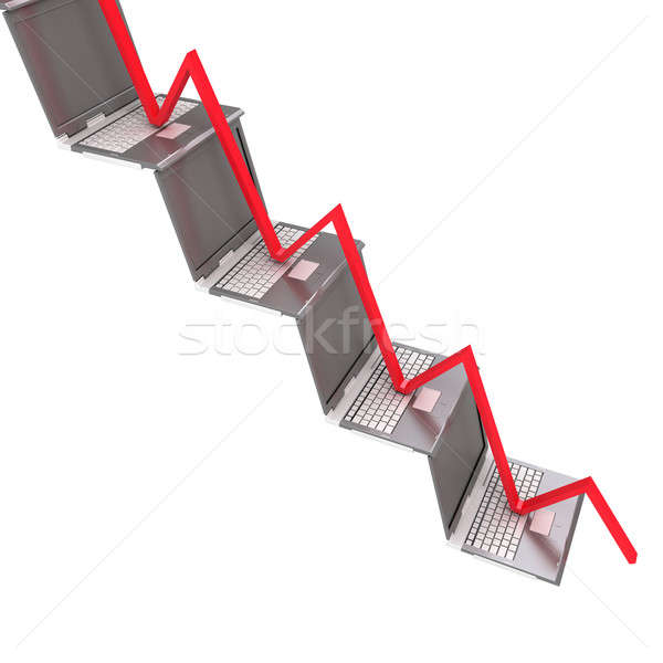 Diagram Stock photo © anyunoff