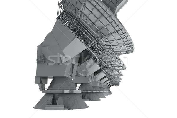 Radar Stock photo © anyunoff