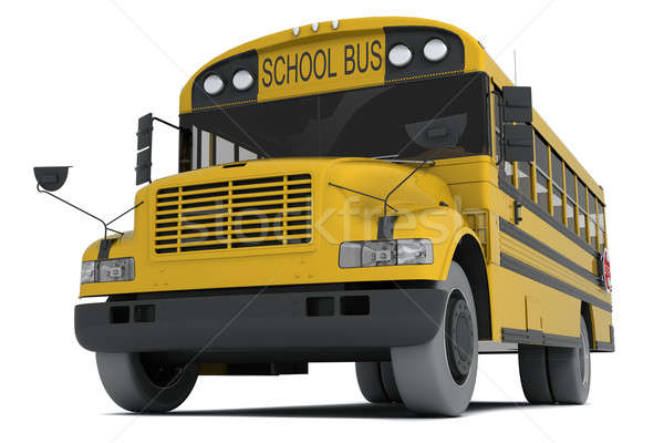 School bus Stock photo © anyunoff