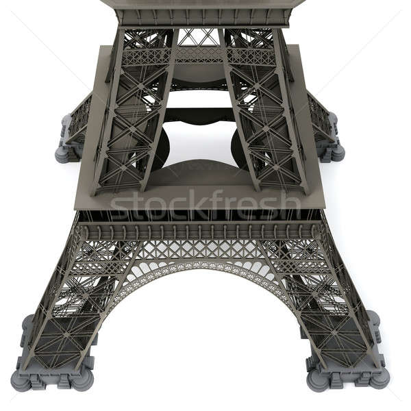 Eiffel tower Stock photo © anyunoff