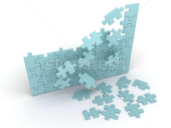 Puzzle Stock photo © anyunoff