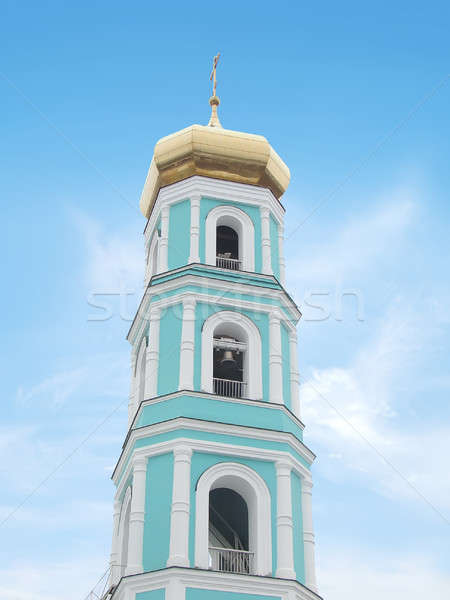 Church cupola Stock photo © anyunoff