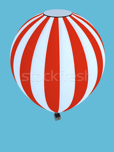 Aerostat Stock photo © anyunoff