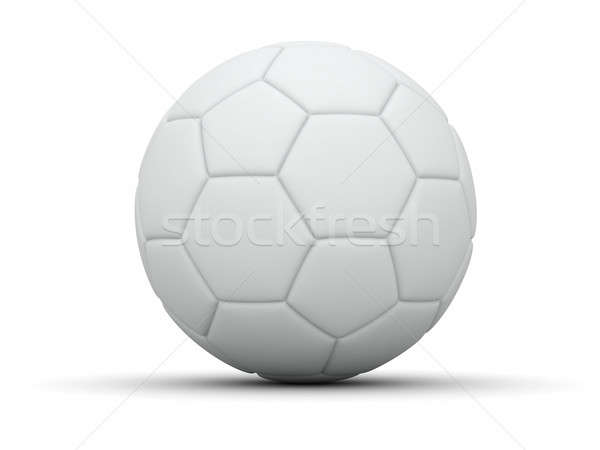 soccer ball Stock photo © AptTone