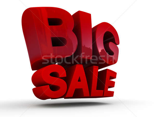 big sale Stock photo © AptTone