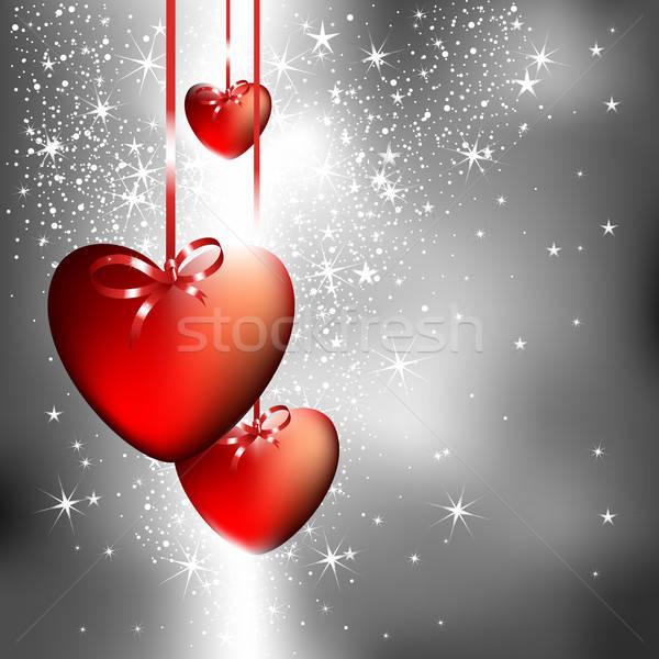 Corações ilustração útil estilista trabalhar sexo Foto stock © Aqua