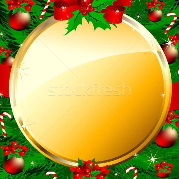 クリスマス 実例 便利 デザイナー 作業 幸せ ストックフォト © Aqua
