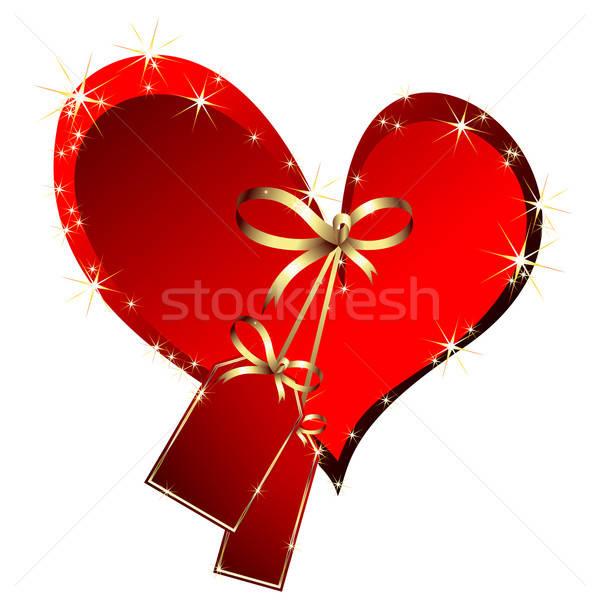 heart decorative Stock photo © Aqua