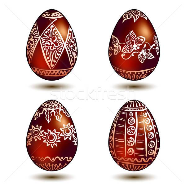 Easter Eggs Stock photo © Aqua