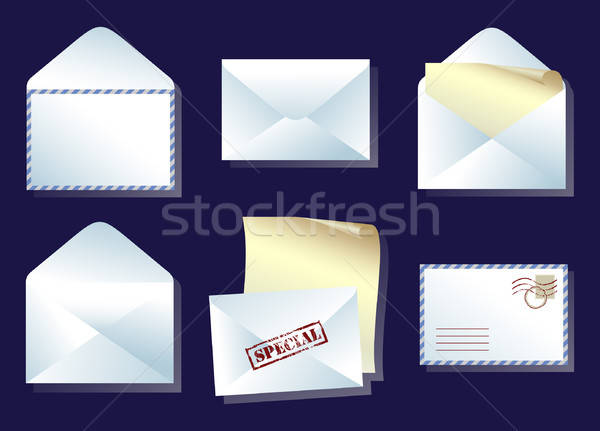envelope Stock photo © Aqua